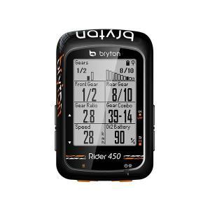bryton ブライトン Rider450E ライダー450E GPS サイクルコンピューター|o-trick