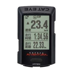 CATEYE キャットアイ AVVENTURA アベントゥーラ CC-GPS200 GPS サイクルコンピューター|o-trick