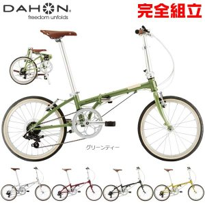 DAHON ダホン 2020年モデル BOARDWALK D7 ボードウォークD7 折りたたみ自転車...