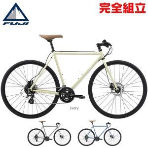 FUJI フジ 2020年モデル FEATHER CX FLAT フェザーCXフラット クロスバイク...