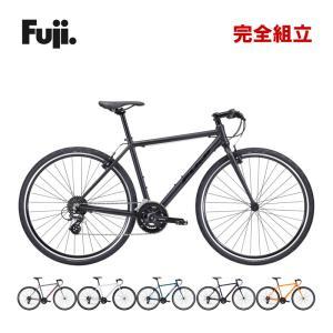 FUJI フジ 2020年モデル RAIZ ライズ クロスバイク  アルミ 700C 3x8sp ク...