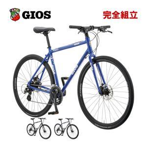 GIOS ジオス 2020年モデル MISTRAL DISC MECHANICAL ミストラル ディスク メカニカル クロスバイク|o-trick