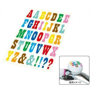 GP(ギザプロダクツ) アルファベット ステッカー キット/Alphabet Sticker Kit【GIZA PRODUCTS】|o-trick