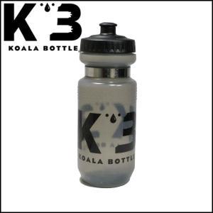 KOALA BOTTLE コアラボトル 21oz/621ml グレー(ボトル&マグネットリング) ボトルケージ別売り|o-trick