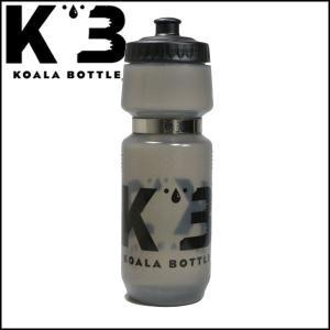 KOALA BOTTLE コアラボトル 24oz/709ml グレー(ボトル&マグネットリング) ボトルケージ別売り|o-trick