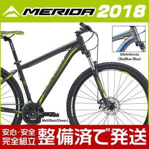 MERIDA(メリダ) 2018年モデル BIG.NINE ...
