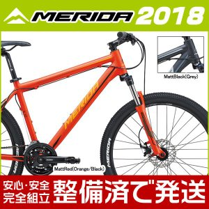 MERIDA(メリダ) 2018年モデル MATTS 6.10-MD / マッツ 6.10-MD  ...