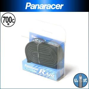 PANARACER(パナレーサー) チューブ Rエアー WO規格 700×18〜28C 仏式(60mm)/R'AIR WO 700×18〜28C o-trick