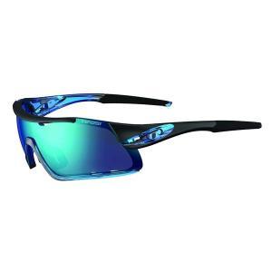 TIFOSI DAVOS Asian Fit ティフォージ サングラス ダヴォス アジアンフィット (3枚レンズモデル)Crystal Blue o-trick