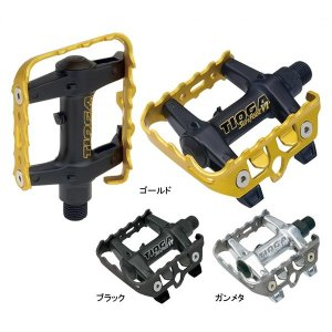 Tioga Tioga Shure Foot 8 Pedal From Japan Cycling