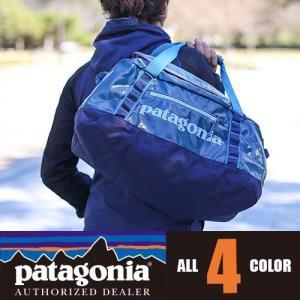 パタゴニア patagonia ボストンバッグ ダッフルバッグ BLACK HOLE ブラックホール Black Hole Duffel 45L 49336