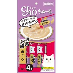 いなばペットフード CIAOちゅ〜る 消臭配慮...の関連商品2