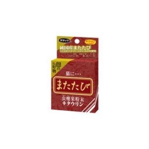 スマック またたび(純末)+タウリン2.5g(5分包)【国産】【またたび】