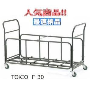 折りたたみ椅子収納台車  パイプ椅子収納台車  【No.30】|oaks-net