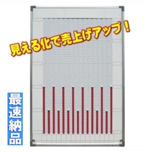 グラフボード/グラフ表示機 WG-115 (W605×H905)|oaks-net