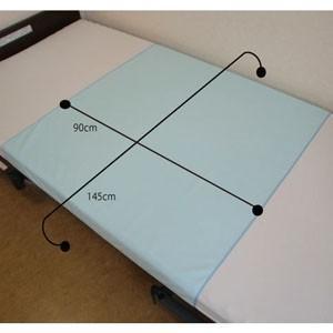 亀屋 防水シーツ レギュラーサイズ / ブルー