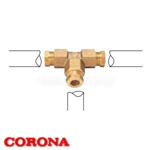 油配管部材 T型継ぎ手 OS-21 CORONA(コロナ)|oasis-happylife