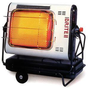 ジェットヒーター BRITEII 赤外線暖房機 HR330H オリオン機械(株) oasis-happylife