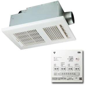 MAX(マックス) 浴室暖房乾燥機 (200V・プラズマクラスター搭載) 1室換気タイプ BS-261H-CX|oasis-happylife