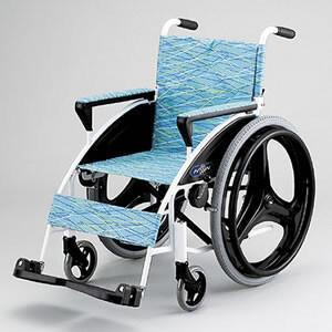 送料無料 日進医療器 nissin wheelchair 介護用品 車いす 自走型 自走型 スタイリ...