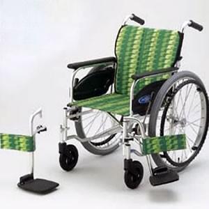 送料無料 日進医療器 nissin wheelchair 介護用品 車いす 自走型 自走型車いす N...