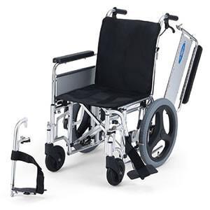 送料無料 日進医療器 nissin wheelchair 介護用品 車いす 介助型 介助型車いす モ...