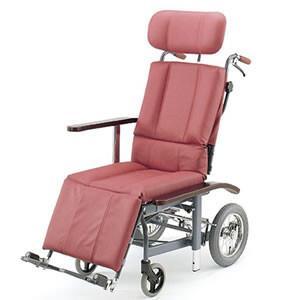 送料無料 日進医療器 nissin wheelchair 介護用品 車いす 自走型 介助型 リクライ...