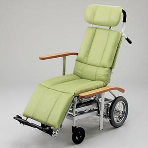 送料無料 日進医療器 nissin wheelchair 介護用品 車いす 介助型 介助型車いす ス...