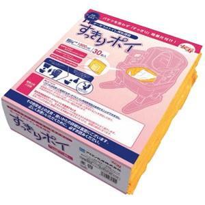 安寿 すっきりポイ(30枚入り) 533-226 アロン化成 ポータブルトイレ用処理袋 oasis-happylife