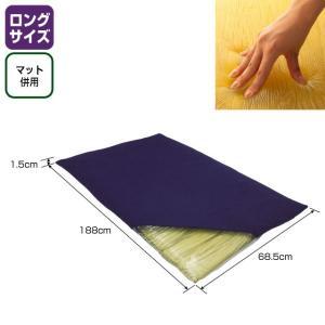 ベッド用アクションパッド ロングサイズ(介護用品:床ずれマット)|oasismse