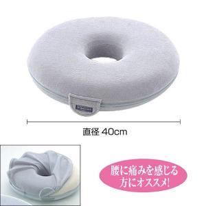 お医者さんの円座クッション AP-0169 (介護用品:床ずれ防止クッション)|oasismse