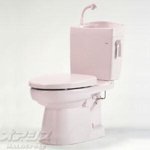 簡易水洗トイレ ソフィアシリーズ 手洗い付 FZ300-H0...