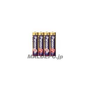パナソニック アルカリ乾電池単4形 (4本入)|oasisu