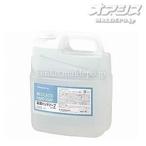 熊野油脂 セディア 薬用ハンドソープ 泡タイプ / 5224 4L×4個|oasisu