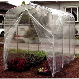 ビニールハウス 家庭菜園用 育苗ハウス H-1522型|oasisu