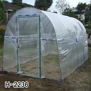 ビニールハウス 大型菜園ハウス H-2236型|oasisu
