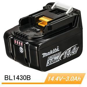 マキタ 純正 14.4V用リチウムイオンバッテリー BL1430B A-60698 3.0Ahの商品画像