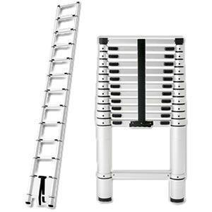 アルインコ(ALINCO) 伸縮はしご ワンタッチWロック式 MW-39A|oasisu