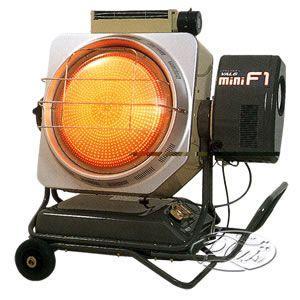 静岡製機 赤外線ヒーター(業務用灯油ヒーター) バルシックス VAL6miniF1 oasisu
