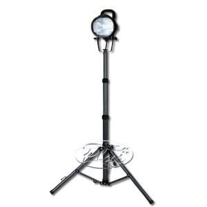 ハロゲンワークランプ(投光器) 500W1灯式 伸縮三脚スタンド付き CTW-501 EXCELLENT KOBO oasisu