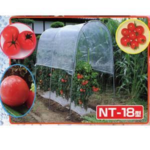 ビニールハウス 雨よけハウストマトの屋根 NT-18型|oasisu