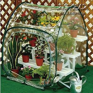 マルハチ産業 簡易温室ガーデンハウス♯7000