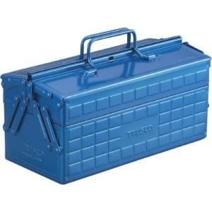 2段工具箱長さ350幅160高さ215青 ST...の関連商品1