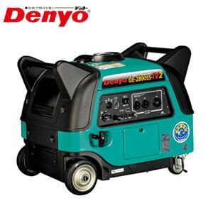 ガソリンエンジン発電機 インバーター制御 超低騒音型 GE-2800SS-IV2 デンヨー oasisu
