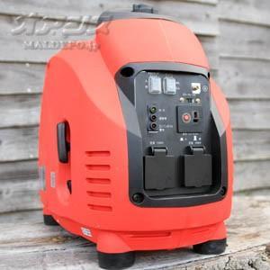 フルテック インバーター式発電機 最大2.5kVA 専用キャリー付き GG2500i|oasisu