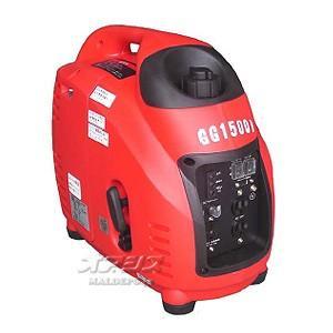 フルテック インバーター式携帯発電機 GG1500i|oasisu