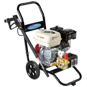 スーパー工業 高圧洗浄機 スーパーエースウォッシャー エンジン式/10Mpa SEC-1310-2N|oasisu