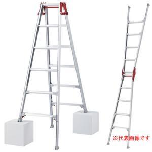 ハセガワ(長谷川工業) 伸縮脚立 はしご兼用ロングタイプ 6尺 RYZ1.0-18|oasisu
