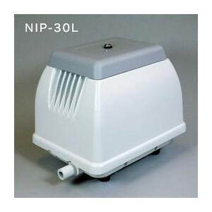 日本電興 エアーポンプ(浄化槽ポンプ) NIP-30L|oasisu