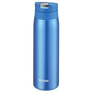 ステンレスミニボトル サハラマグ 0.5L スカイブルー MCX-A501AK タイガー魔法瓶 保温保冷・スポーツドリンク対応|oasisu